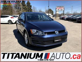 Used 2015 Volkswagen Golf TSI 1.8L Automatic+Heated Seats+BlueTooth+5 Door++ for sale in London, ON