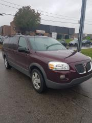 Used 2008 Pontiac Montana LT for sale in North York, ON