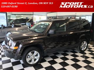 Used 2014 Jeep Patriot North! 4x4! Rust Proofed! RMT Start for sale in London, ON