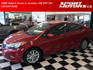 Used 2014 Kia Forte Bluetooth! New Brakes & Battery! A/C! Heated Seats for sale in London, ON