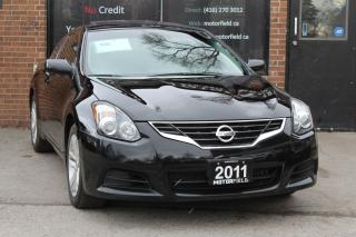 Used 2011 Nissan Altima Coupe *ONE OWNER, ACCIDENT FREE, LOADED* for sale in Scarborough, ON