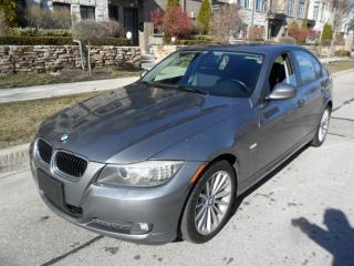Used 2010 BMW 3 Series 328XI,AWD, SUNROOF, LEATHER, CERTIFIED for sale in Etobicoke, ON