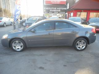 Used 2009 Pontiac G6 CLEAN for sale in Scarborough, ON