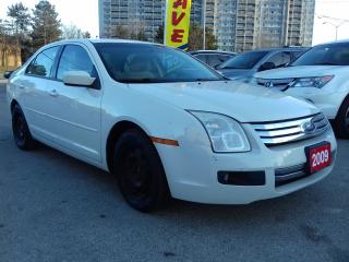 Used 2009 Ford Fusion SLE for sale in Scarborough, ON