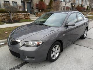 Used 2009 Mazda MAZDA3 GS, CERTIFIED, NO ACCIDENTS, A1 CONDITION for sale in Etobicoke, ON