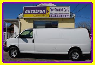Used 2015 Chevrolet Express 2500 3/4 Ton Extended Cargo Van, Fully Loaded for sale in Woodbridge, ON