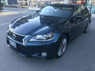 Used 2014 Lexus GS 350 AWD for sale in Scarborough, ON