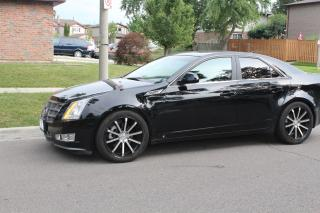 Used 2009 Cadillac CTS Premium luxury for sale in Brampton, ON