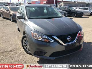 Used 2017 Nissan Sentra 1.8 SV | ONE OWNER | ROOF | CAM for sale in London, ON