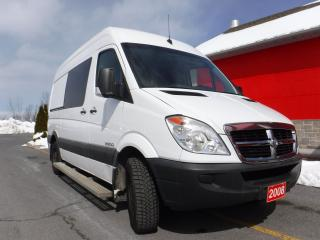 Used 2008 Dodge Sprinter CRD for sale in Cornwall, ON