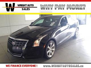 Used 2013 Cadillac ATS Luxury|NAVIGATION|LEATHER|AWD|59,697 KMS for sale in Cambridge, ON