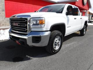 Used 2015 GMC Sierra 2500 WT for sale in Cornwall, ON