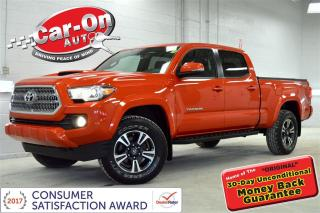Used 2016 Toyota Tacoma TRD SPORT V6 4X4 NAV SUNROOF HTD SEATS LOADED for sale in Ottawa, ON