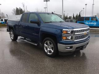 Used 2015 Chevrolet Silverado 1500 LT - 1 Owner, Very Clean! for sale in Surrey, BC
