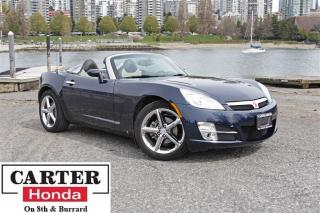 Used 2008 Saturn Sky LOW KMS! + ROADSTER! for sale in Vancouver, BC