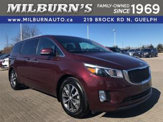 Used 2018 Kia Sedona SX+ for sale in Guelph, ON