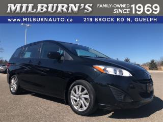 Used 2015 Mazda MAZDA5 GS for sale in Guelph, ON