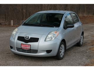 Used 2007 Toyota Yaris LE ONLY 120K | CERTIFIED for sale in Waterloo, ON