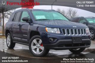 Used 2012 Jeep Compass SUNROOF | BLUETOOTH | LOW KM! for sale in Scarborough, ON