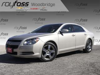 Used 2011 Chevrolet Malibu LT Platinum Edition, Leather, Alloys, Heated Seats for sale in Woodbridge, ON