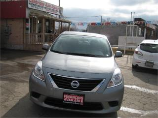 Used 2012 Nissan Versa 1.6 SV for sale in Cambridge, ON