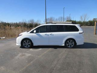 Used 2014 Toyota Sienna SE FWD for sale in Cayuga, ON