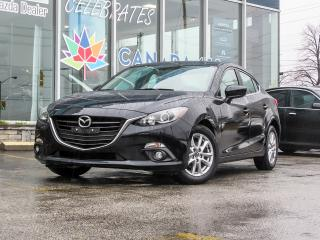 Used 2015 Mazda MAZDA3 GS/ NAVIGATION for sale in Scarborough, ON