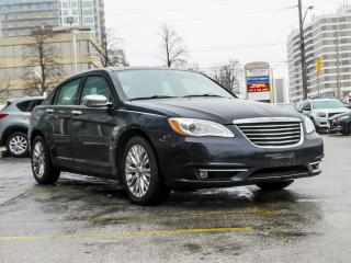 Used 2012 Chrysler 200 Limited/ NAVIGATION.... for sale in Scarborough, ON