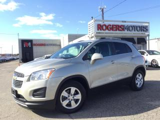Used 2014 Chevrolet Trax LT - BLUETOOTH - REVERSE CAM for sale in Oakville, ON