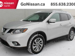 Used 2015 Nissan Rogue SL 4dr All-wheel Drive for sale in Edmonton, AB
