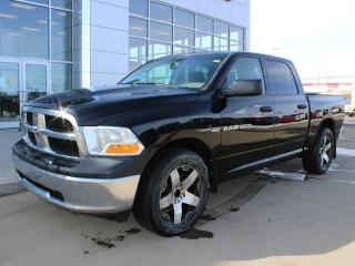Used 2012 Dodge Ram 1500 ST Crew CAB for sale in Peace River, AB