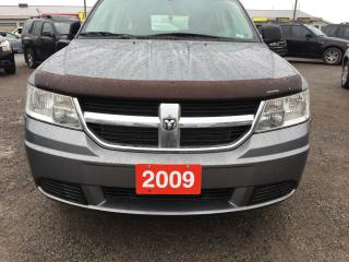 Used 2009 Dodge Journey SE/7PASSENGERS/LOADED/CLEAN for sale in Pickering, ON
