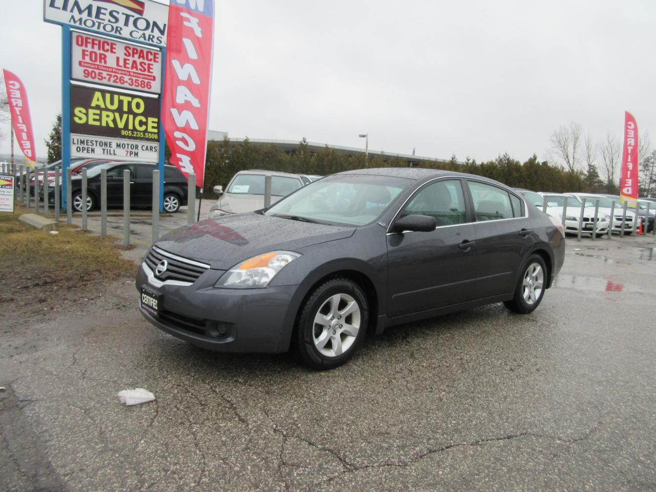 Used 2009 Nissan Altima 2.5S / ACCIDENT FREE / ONE OWNER for Sale in ...