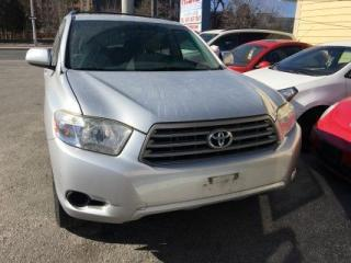 Used 2008 Toyota Highlander for sale in Scarborough, ON
