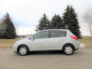 Used 2008 Nissan Versa S Series H/B for sale in Thornton, ON