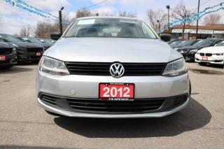 Used 2012 Volkswagen Jetta Trendline for sale in Brampton, ON