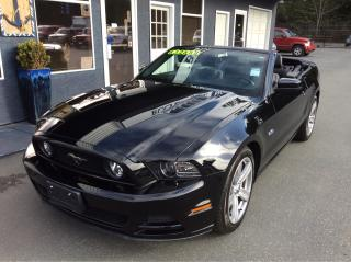 Used 2014 Ford Mustang GT for sale in Parksville, BC