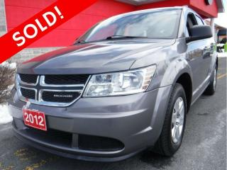 Used 2012 Dodge Journey SE Plus for sale in Cornwall, ON
