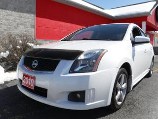 Used 2010 Nissan Sentra SE-R for sale in Cornwall, ON