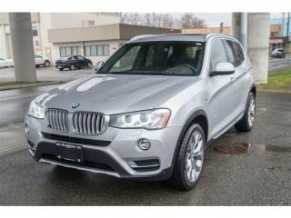 Used 2016 BMW X3 xDrive Turbo Diesel Only 47,000KM for sale in Langley, BC