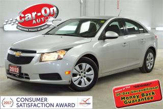 Used 2012 Chevrolet Cruze LT Turbo AUTO A/C CRUISE ONLY $53 B/W o.a.c for sale in Ottawa, ON