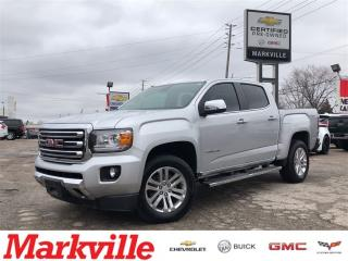 Used 2016 GMC Canyon SLT-DIESEL-AWD-GM CERTIFIED PRE-OWNED-1 OWNER!! for sale in Markham, ON