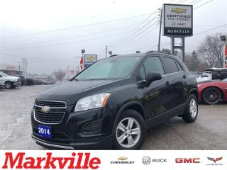 Used 2014 Chevrolet Trax 1LT- GM CERTIFIED PRE-OWNED-1 OWNER TRADE for sale in Markham, ON