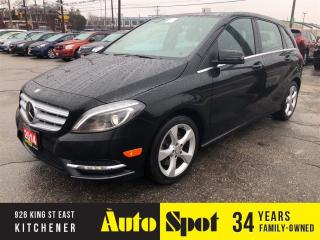 Used 2014 Mercedes-Benz B-Class 250 Sports Tourer/LOW, LOW KMS! for sale in Kitchener, ON