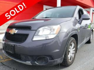 Used 2012 Chevrolet Orlando 1LT for sale in Cornwall, ON