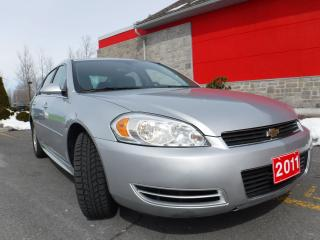 Used 2011 Chevrolet Impala LT for sale in Cornwall, ON