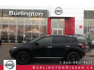 Used 2014 Nissan Murano Platinum, ACCIDENT FREE, 1 OWNER ! for sale in Burlington, ON