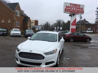 Used 2015 Ford Fusion SE | REAR CAMERA | PADDLE SHIFTERS for sale in Kitchener, ON