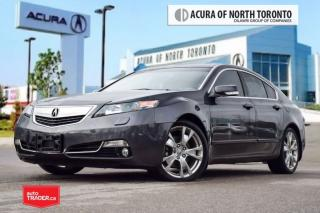 Used 2014 Acura TL SH AWD Elite at Accident Free| Navigation| Blind S for sale in Thornhill, ON
