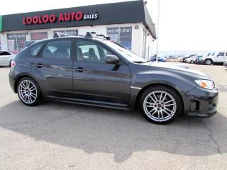 Used 2013 Subaru Impreza WRX STi STI SPORT TECH HATCHBACK CERTIFIED 2YR WARRANTY for sale in Milton, ON